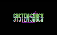 System Shock Remake Early Logo