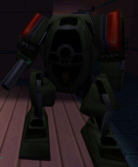 AssaultRobot