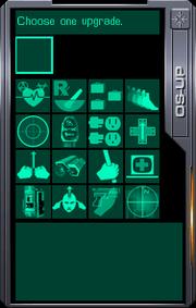 O-S Upgrades