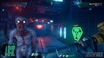 System Shock Medical Level Full Gameplay - Nightdive Studios