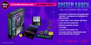 System Shock Enhanced Collector's Edition contents