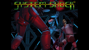 System Shock 1 Title Screen Macintosh
