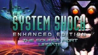 System Shock Enhanced Edition Source Port Update - Nightdive Studios Trailer