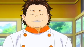 Isami Aldini (anime)