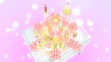 Japanese Roll Cake Castle (anime)