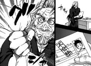 Senzaemon passes Sōma's exam