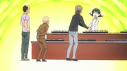 Kyūsaku asks Megumi to marry his grandson
