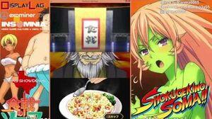 Shokugeki no Soma Saikyo no Recipe - Starting out
