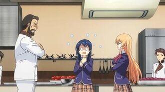Shokugeki no Soma (Food Wars) - Erian's Stagiaire