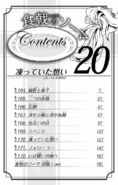 Volume 20 Table of Contents