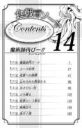 Volume 14 Table of Contents