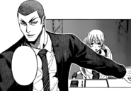 Dōjima defends Kikuchi's decision