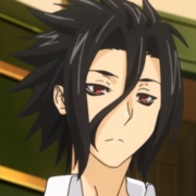 Ryō Kurokiba mugshot (anime)