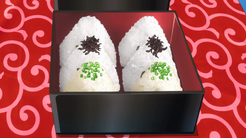 Tres Tipos de Onigiri Anime HD
