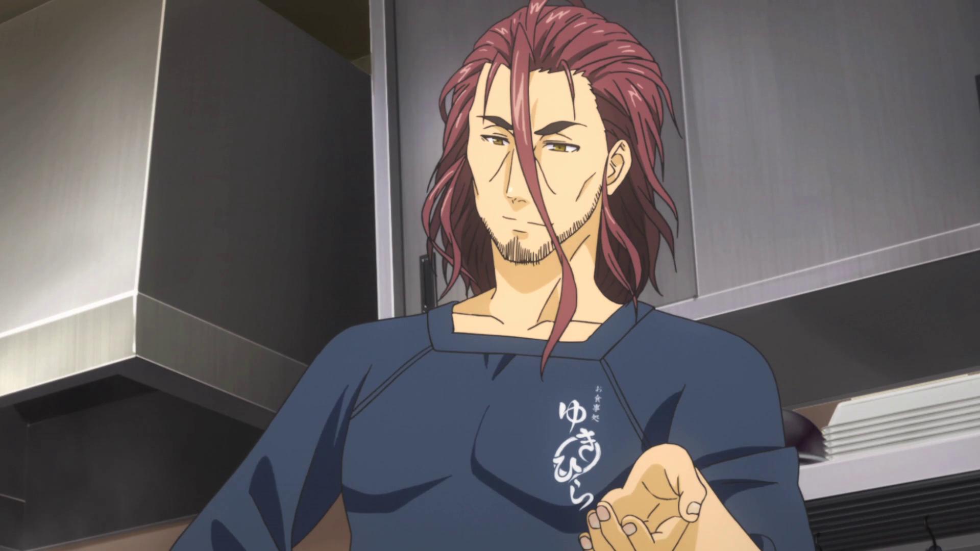 MBTI enneagram type of Joichiro Yukihira