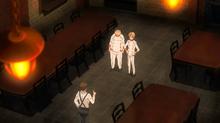 Takumi and Isami young (anime)