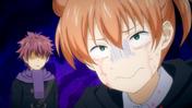 Yuki Crying Blood