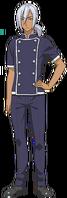 Akira Hayama full appearance