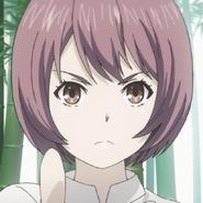 Young Hisako mugshot (anime)