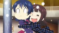 Hinako tries to recruit Megumi
