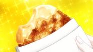 Fried Bear with Gravy Sauce (Anime)