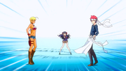 Sōma vs Ikumi (anime)