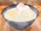 White Potage Curry Udon
