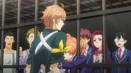 Isshiki's Victory Hug from Yuki