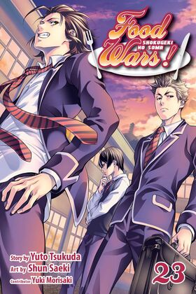 Food Wars Volume 23