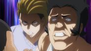 Intimidating Shoji & Daigo
