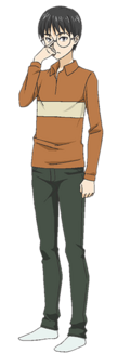 Zenji Marui full appearance