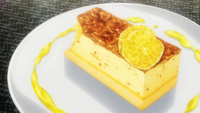 Lemon Curd Italiano Semifreddo (anime)