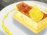 Lemon Curd Italiano Semifreddo