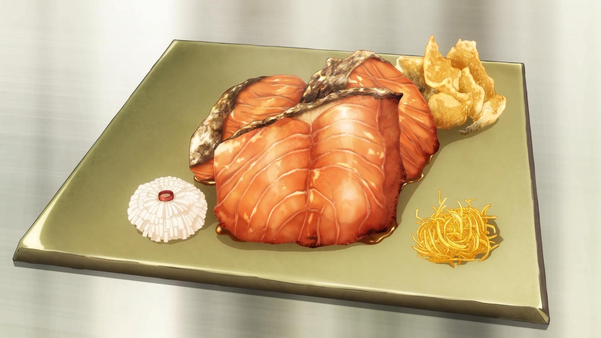 yuanstyle grilled tokishirazu shokugeki no soma wiki