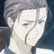 Jōichirō Saiba mugshot (anime)