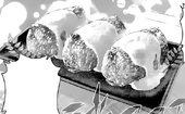 Yukihira Style Fragrant Butter Pilaf Inarizushi