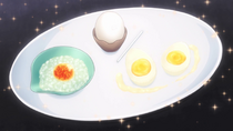 Three Forms of Egg Dishes (anime)