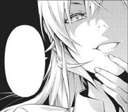 Erina's taunt