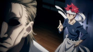 Soma taunts Etsuya