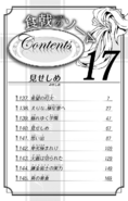 Volume 17 Table of Contents