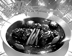 Yukihira Beef Stew