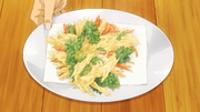 Vegetable Fritters (anime)