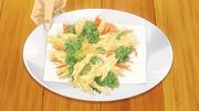Vegetable Fritters (anime)