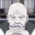 Hayama mugshot (anime)