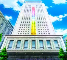 Tōtsuki Villa (anime)