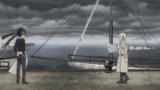 Alice invita a Ryou