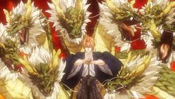Isshiki's Dragons