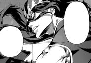 Ryo taunts Rentaro