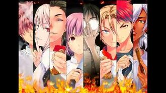Shokugeki no Soma OST 26- Welcome to the Gourmet Food World!-1