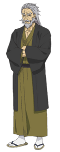 Senzaemon Nakiri full appearance
